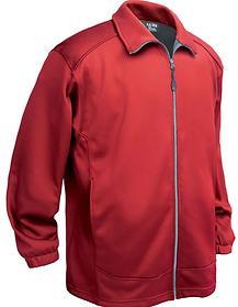 9679-SSF Men's Full Zip Soft Shell Fleec