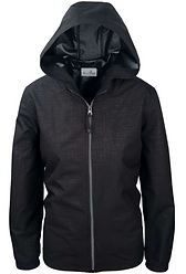 306-WBK Ladies' Full Zip Wind Jacket.png