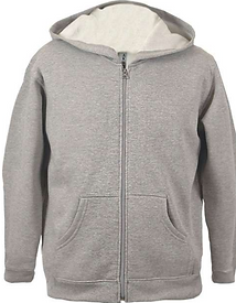 1746-CVC Men's Full Zip Fleece Hoodie.pn