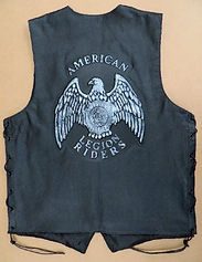Laced Embossed Leather Vest W58.jpg