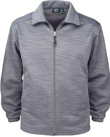 9645-TSF Men's Full Zip Jacket Tiger Str