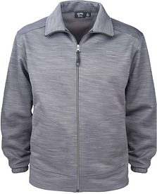 9645-TSF Men's Full Zip Jacket Tiger Str