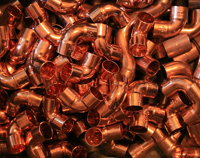 Copper Plating Services | Chrome Plating Shop