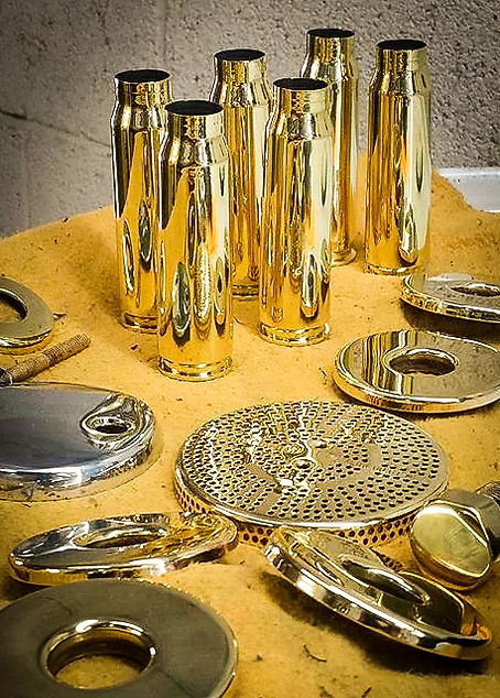 Brass Plating | Metal Polishing