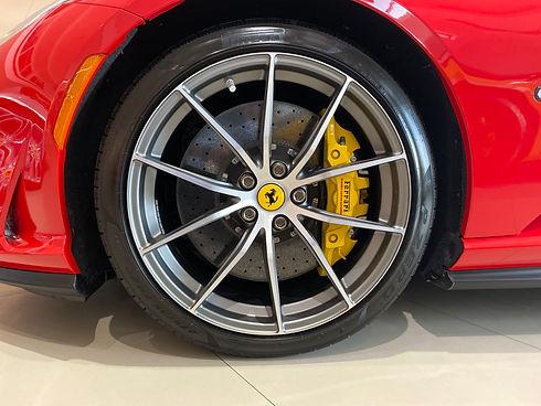 Powder Coating Wheels