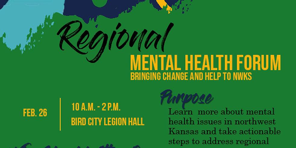 Mental Health Forum