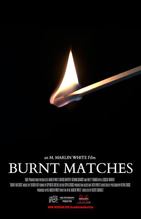 Burnt Matches Short Film Movie Poster.jp