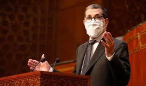 رئيس الحكومة سعد الدين العثماني أمام غضب الإعلاميين و الصحفيين المغاربة