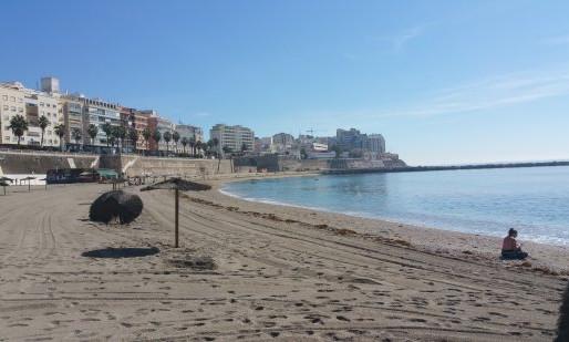 شواطئ سبتة تشكو من كورونا فيروس