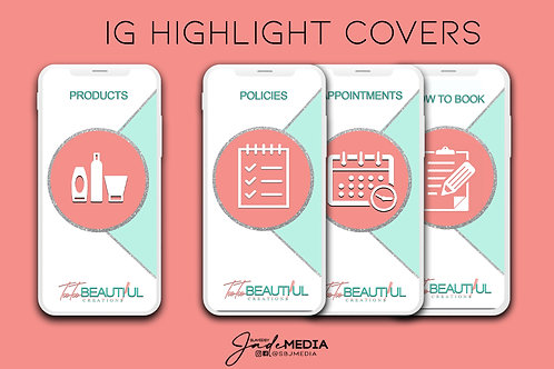 Social Media Highlight Covers