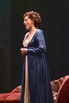 Megan as Violetta, Act II La Traviata