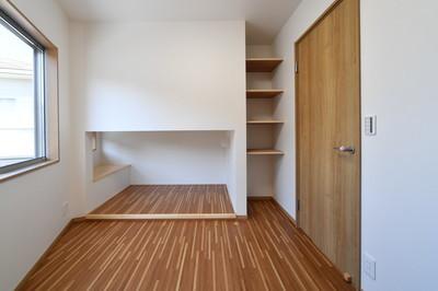 子供部屋 2段ベッド