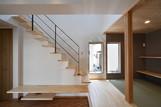 階段 畳コーナー