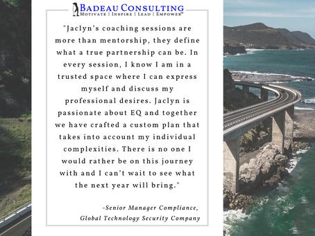 Coaching Testimonial – Trusted Space