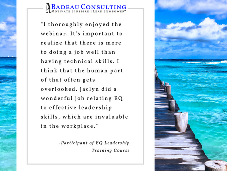 Leadership Training – Emotional Intelligence = Effective Leadership Skills = Invaluable in Workplace
