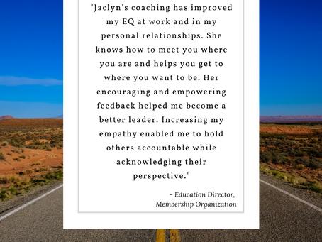 Coaching – Encouraging and Empowering Feedback