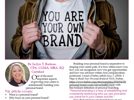 Looking to Build Your Personal Brand?