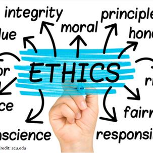 September 23 - Ethics