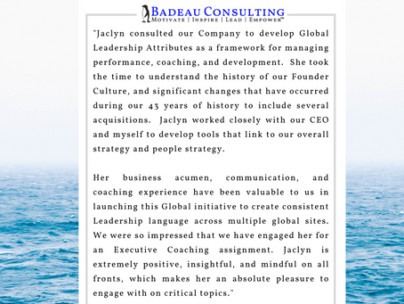 Consulting – Connect to the Bigger Picture