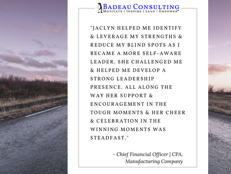 Coaching – Leverage Strengths & Reduce Blind Spots