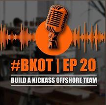Entigrity Offshore Staffing Podcast - BK