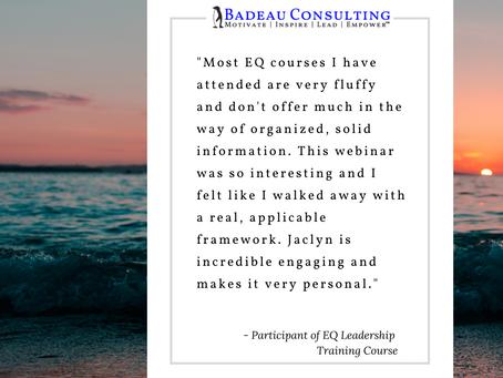 Leadership Training – Makes it Personal