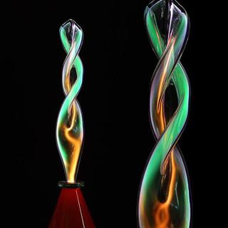 Plasma Flame - Ed Kirshner with Jaime Guerrero