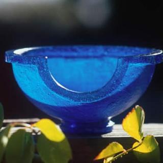 Pâte de verre Bowl - Cast Glass