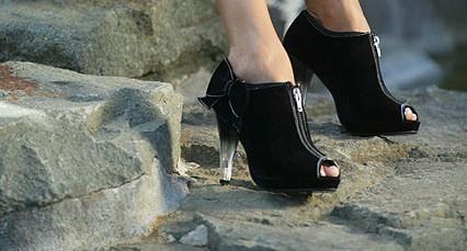 Kasey Z shoes by Jennifer Zemp