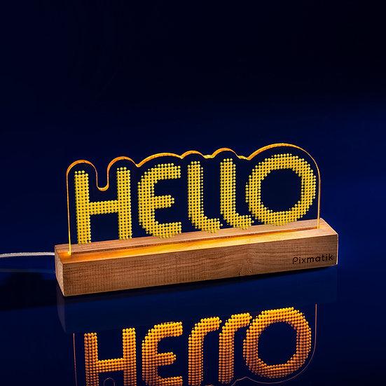 Hello (30 cm)