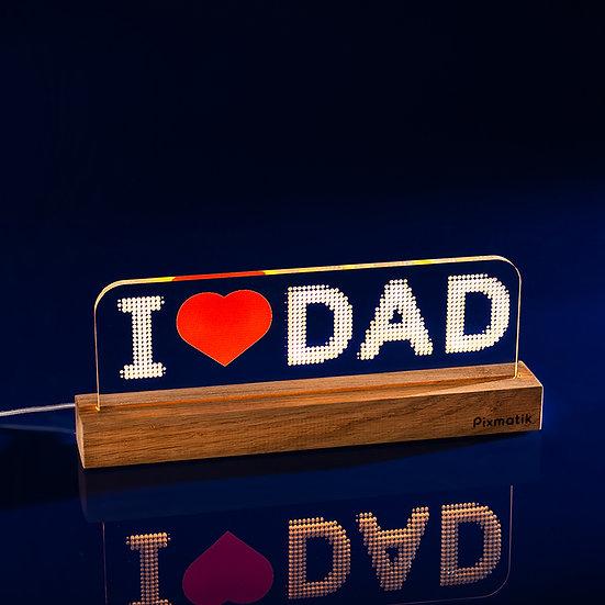 I Love Dad (35 cm)