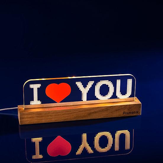 I Love You (35 cm)