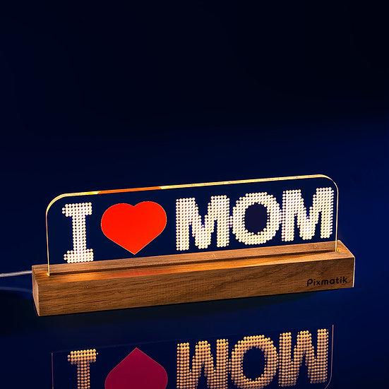 I Love Mom (35 cm)