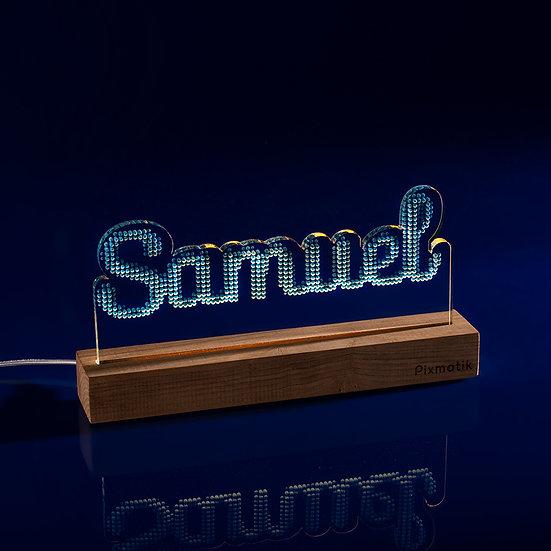 Le Prénom de 5 à 6 lettres (30 cm)