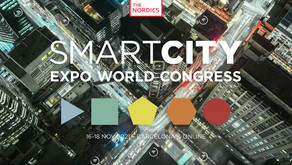 Come and meet us at the Smart City Expo World Congress (#SCEWC21)