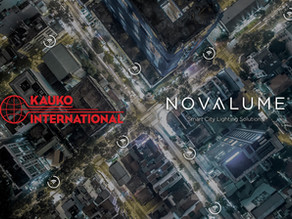 Novalume is pleased to announce its latest partnership with Kauko International Group