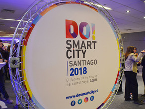Novalume attended Do! Smart City 2018 as sponsor, the biggest event about Smart and Sustainable Citi