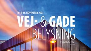 Novalume Solutions will attend Vej- & Gadebelysning 2021