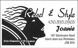 Rebel et Style