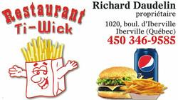 Restaurant ti wick
