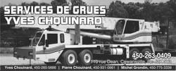Grue Yves chouinard