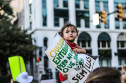 Families belong together protest SC State House -4131