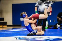 Dreher wrestling 2021 senior night -0635