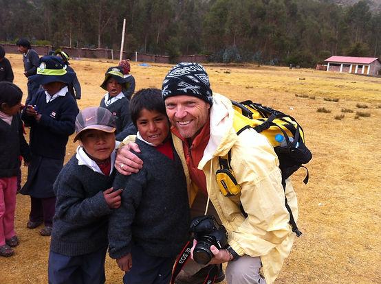 Photographing Peru