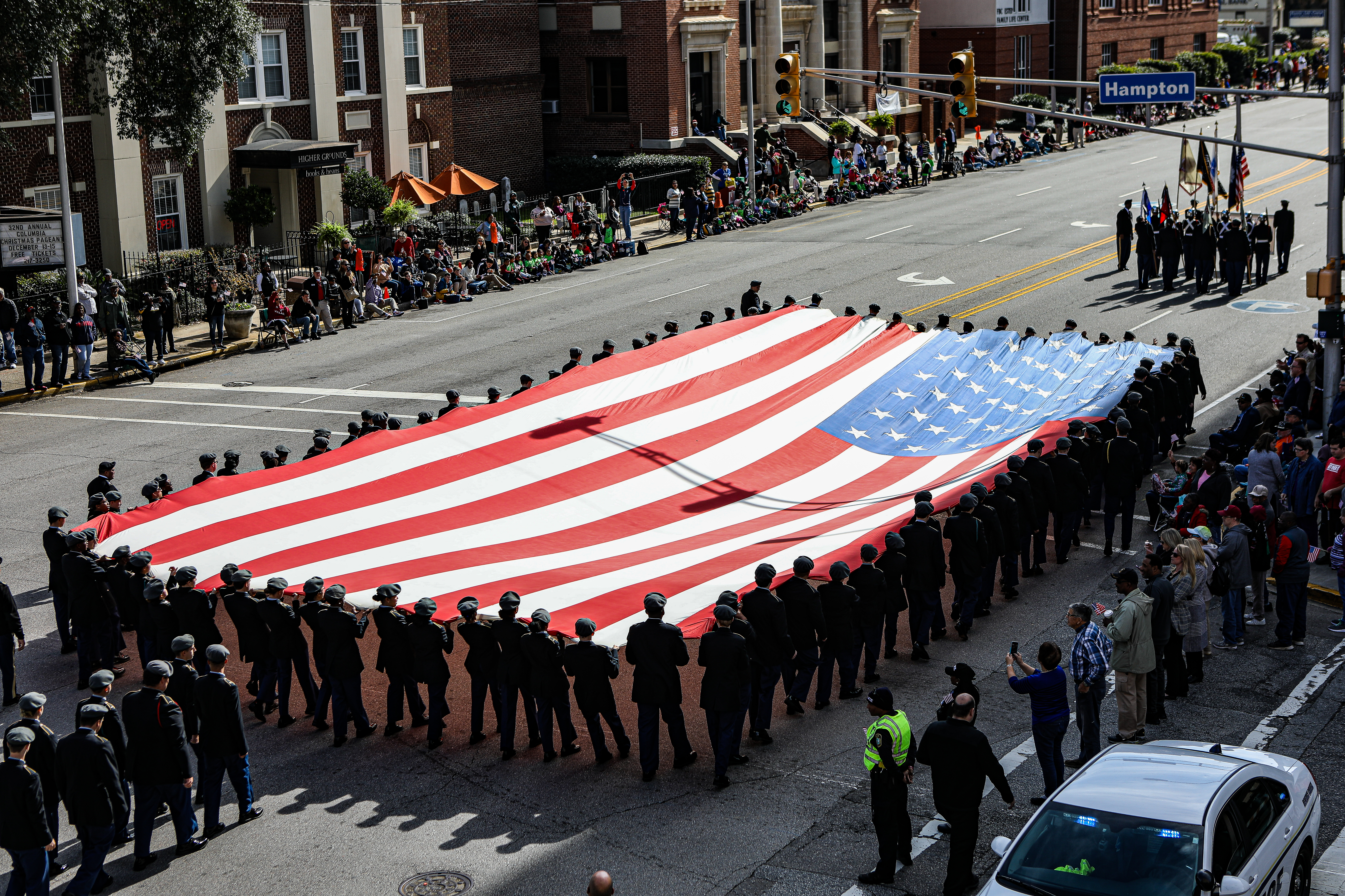 41st Veteran's Day 2019 Parade -7558