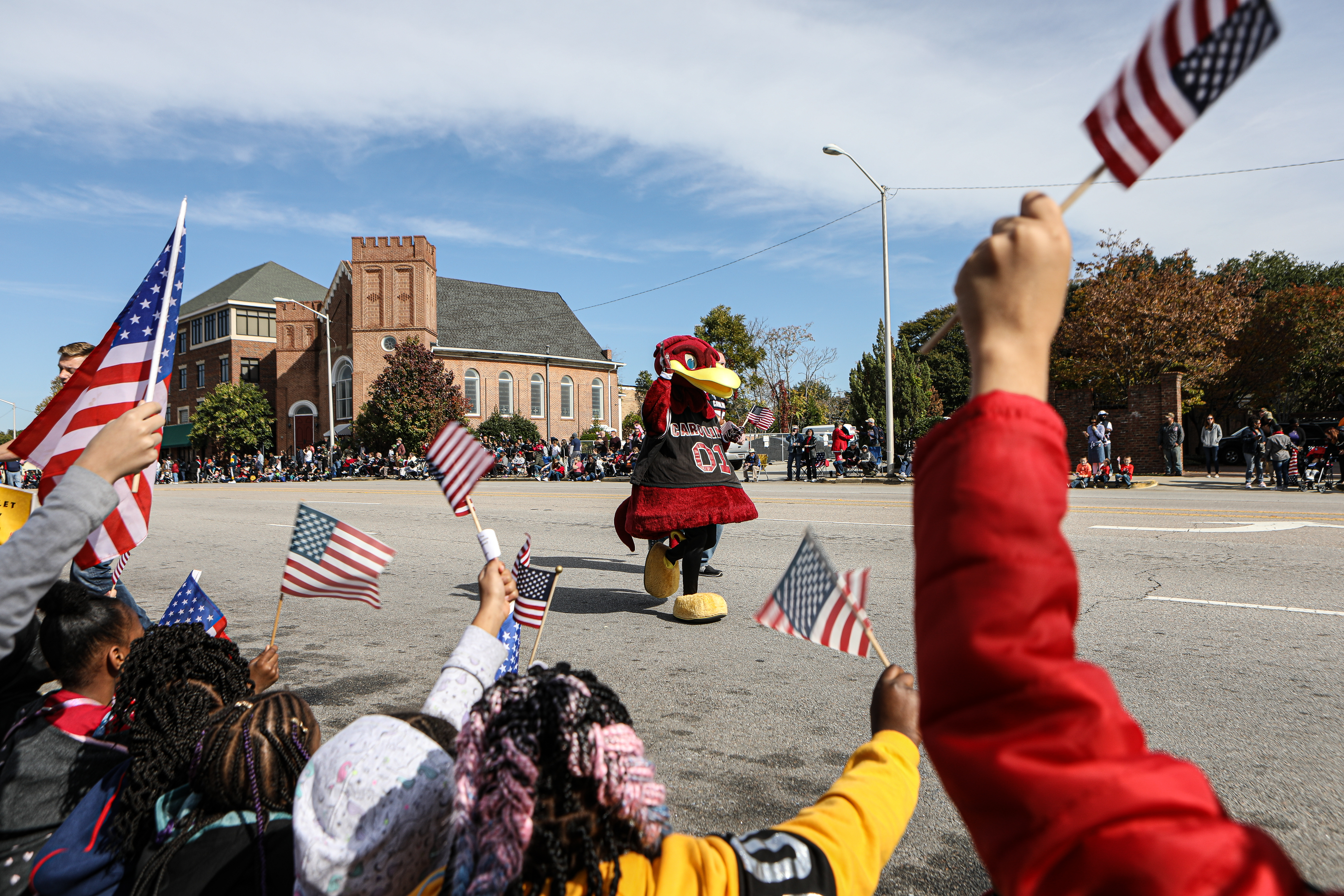 41st Veteran's Day 2019 Parade -7077