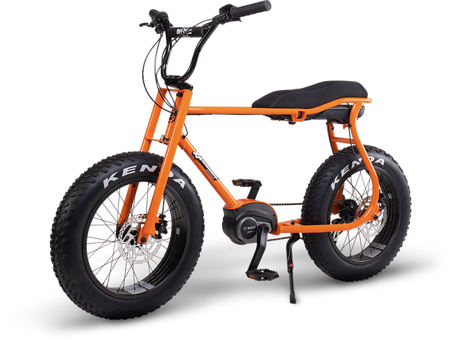 Ruff Cycles Lil Buddy Orange - Angle lef