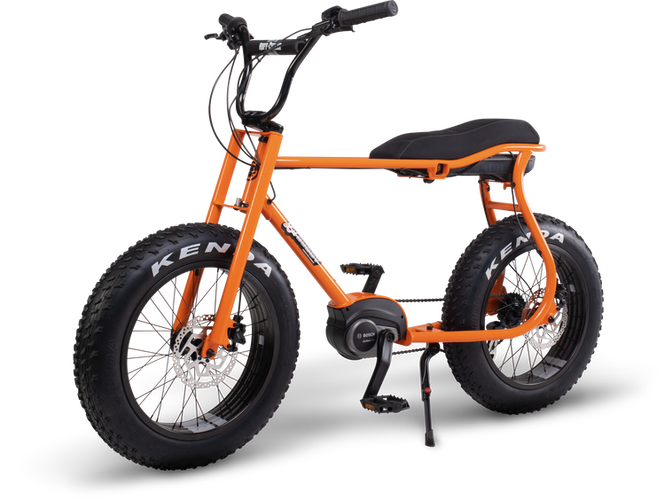 Ruff Cycles Lil Buddy Orange