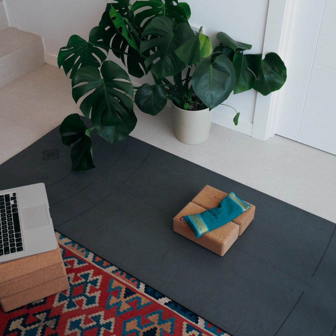 Online yoga - one to one