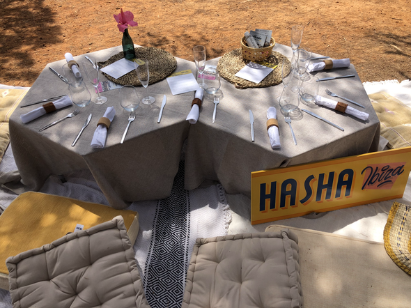 Hasha Ibiza